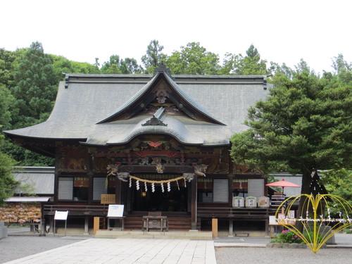 三峰神社と秩父神社へ_b0129807_17155667.jpg