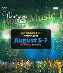 インドネシアから Dol Arastra Bengkulu @Rainforest World Music Festival 2016 マレーシア_a0054926_14471022.jpg