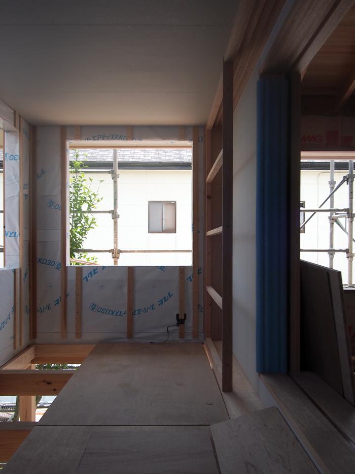 「machiya」の進捗状況_d0122640_18301011.jpg