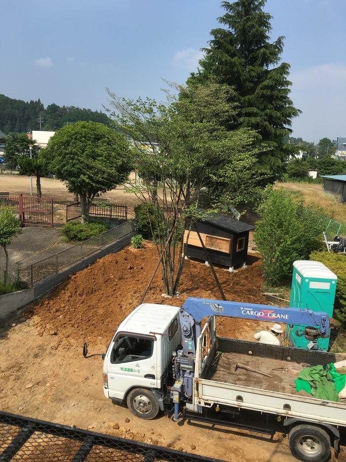 「machiya」の進捗状況_d0122640_1836513.jpg
