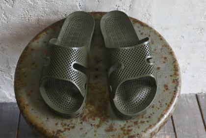 Italian army sensi sandals dead stock_f0226051_14231358.jpg