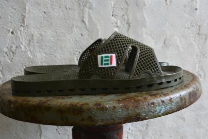 Italian army sensi sandals dead stock_f0226051_14231760.jpg