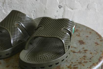 Italian army sensi sandals dead stock_f0226051_14244254.jpg