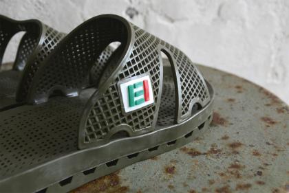 Italian army sensi sandals dead stock_f0226051_14244801.jpg