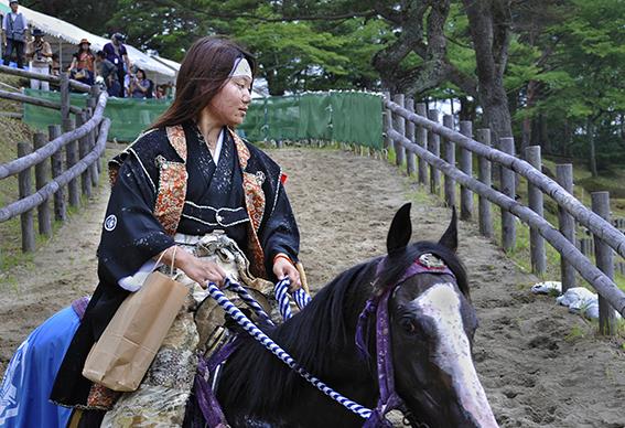 相馬野馬追宵祭り_f0143469_9234080.jpg