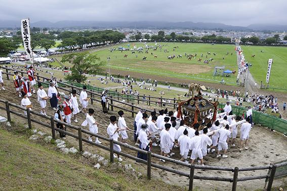 相馬野馬追宵祭り_f0143469_92492.jpg