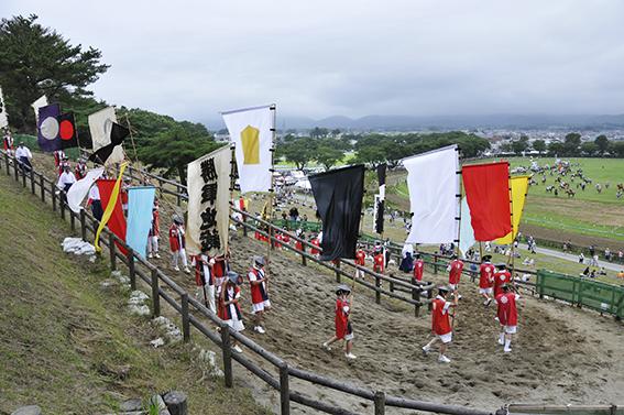 相馬野馬追宵祭り_f0143469_925048.jpg