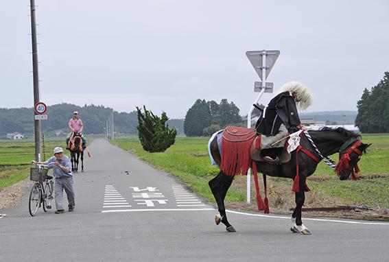相馬野馬追宵祭り_f0143469_9262067.jpg
