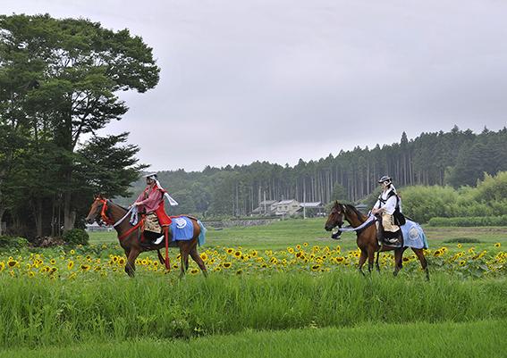 相馬野馬追宵祭り_f0143469_9272796.jpg