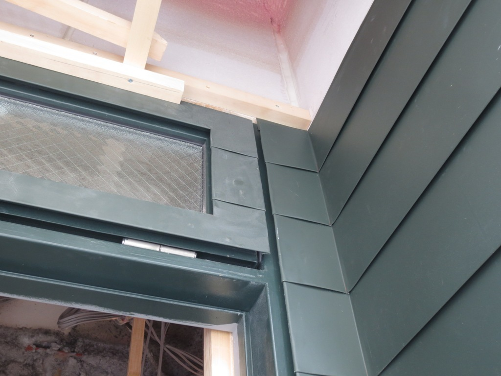 桜台の家改修 外壁ガルバリウム鋼板一文字葺き_c0310571_16092351.jpg