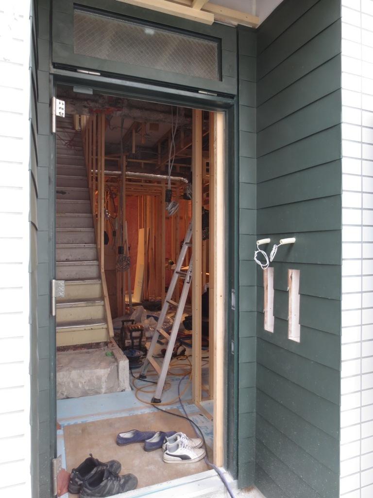 桜台の家改修 外壁ガルバリウム鋼板一文字葺き_c0310571_16092986.jpg