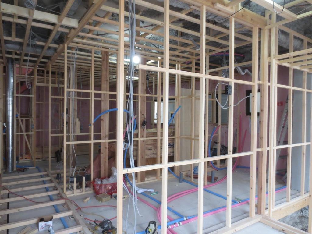 桜台の家改修 外壁ガルバリウム鋼板一文字葺き_c0310571_16093293.jpg