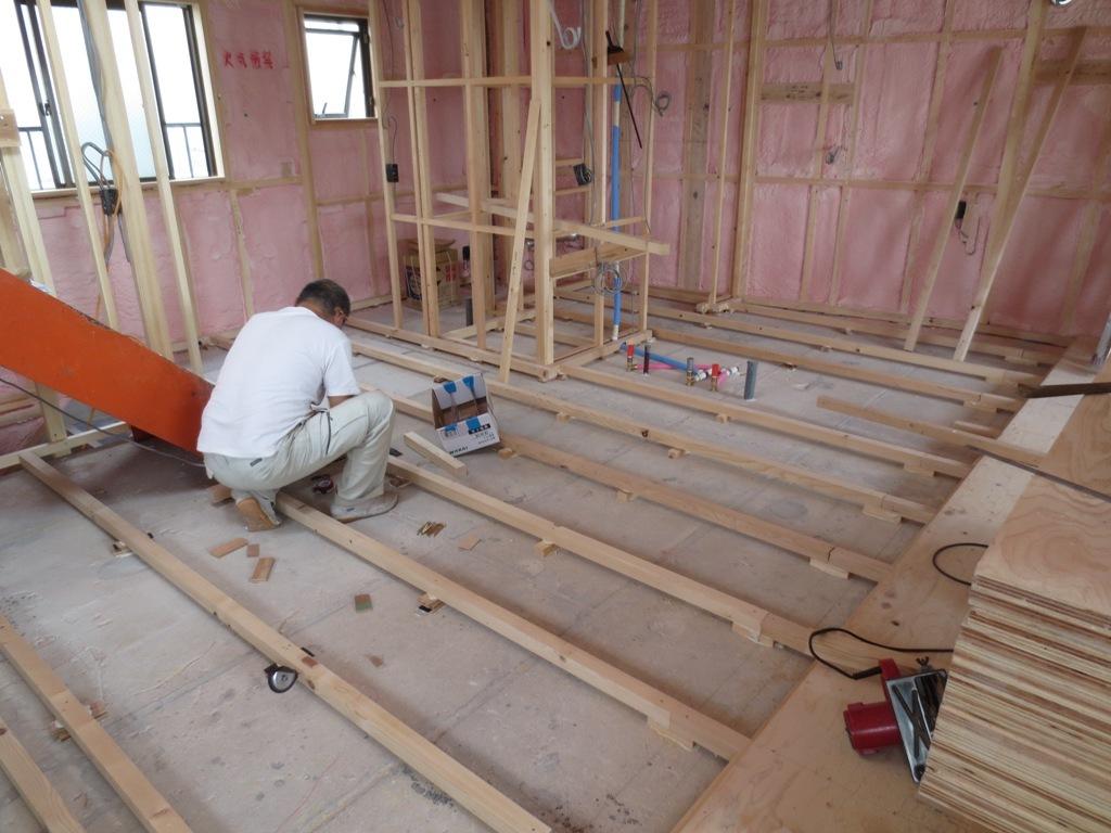 桜台の家改修 外壁ガルバリウム鋼板一文字葺き_c0310571_16094061.jpg