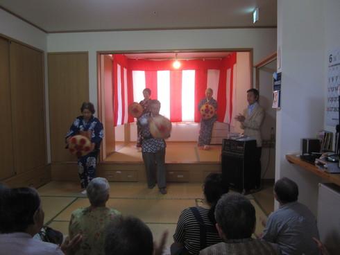 すまいる山田演芸大会_e0142373_1771382.jpg
