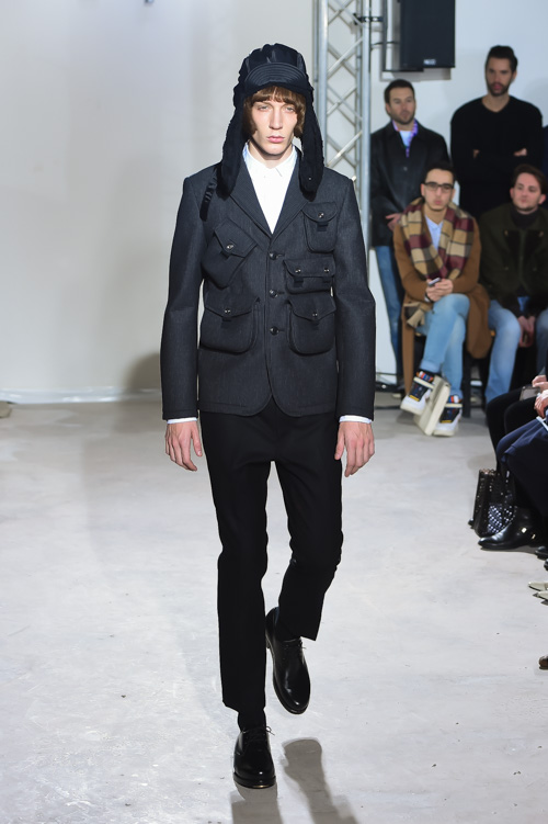 JUNYA WATANABE MAN 16-17 F/W Collection_c0079892_19181465.jpg
