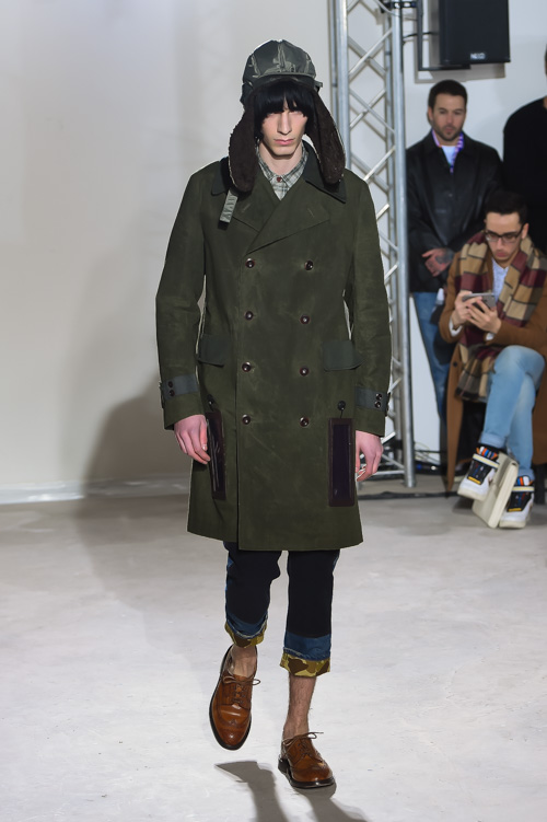 JUNYA WATANABE MAN 16-17 F/W Collection_c0079892_1922948.jpg