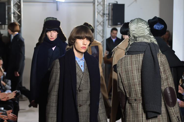 JUNYA WATANABE MAN 16-17 F/W Collection_c0079892_19382572.jpg