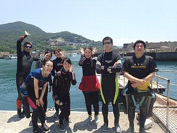 6月26日(日)白崎TOUR&プール講習★_f0079996_1633851.jpg