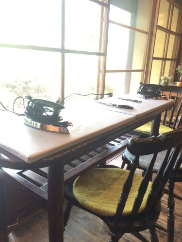 vol.7  kijinichijo × 岩茶房丹波ことり 裁縫室はリボンブローチなど小物!!_d0293004_09591358.jpg