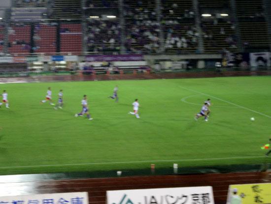 サッカー京都サンガ対熊本ロアッソ_e0048413_2333088.jpg