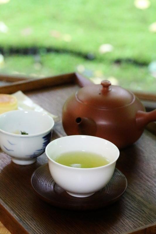 喜楽亭で楽しむ おいしい日本茶 6月_b0220318_05200037.jpg