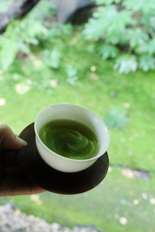 喜楽亭で楽しむ おいしい日本茶 6月_b0220318_05250670.jpg