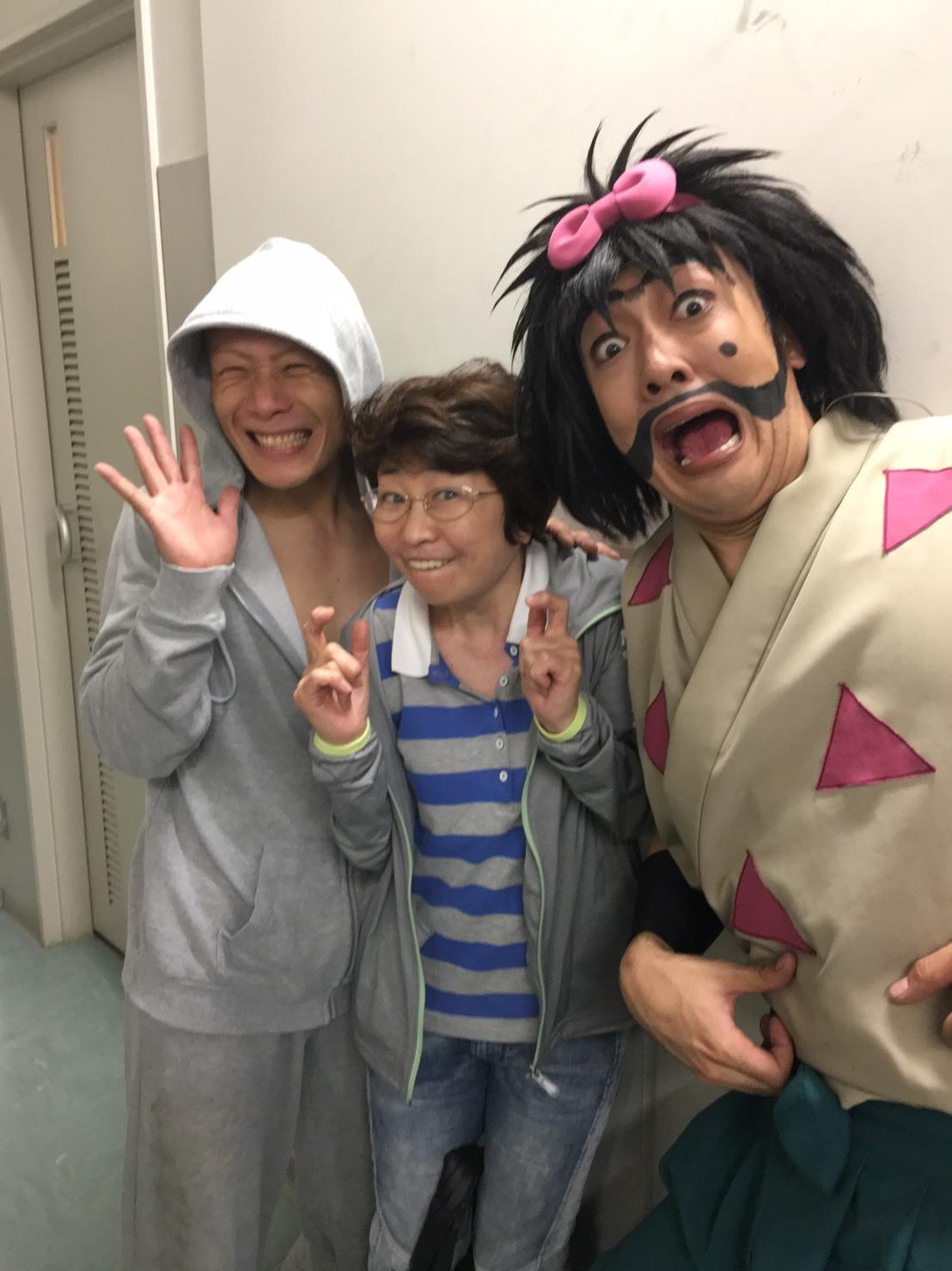 忍たまミュージカル_a0163623_21214870.jpg
