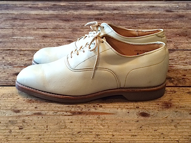 Leather Shoes Off-white_f0203050_15464087.jpg