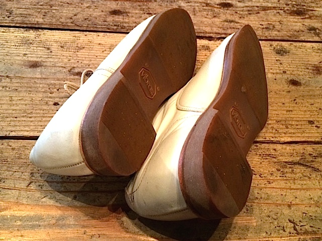 Leather Shoes Off-white_f0203050_15554421.jpg