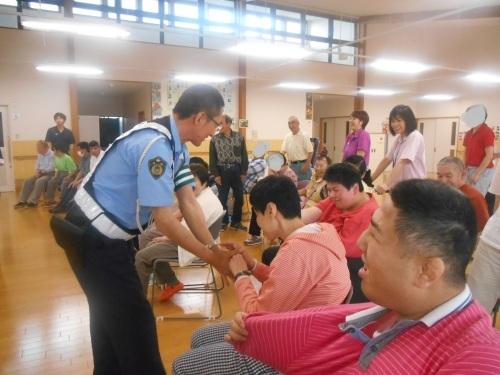 6月22日開催「交通安全教室」_c0350752_13145645.jpg