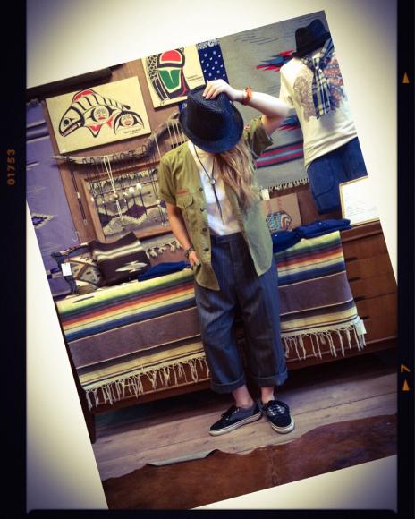 やっぱり☆ボーイスカウトシャツ☆_a0108963_23553232.jpg