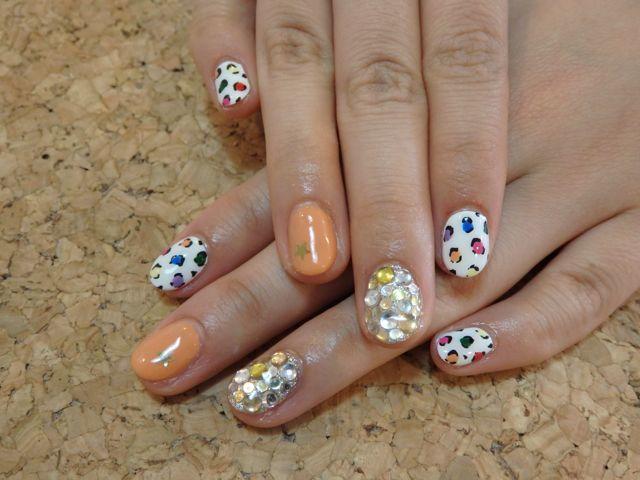 Leopard Nail_a0239065_17121480.jpg