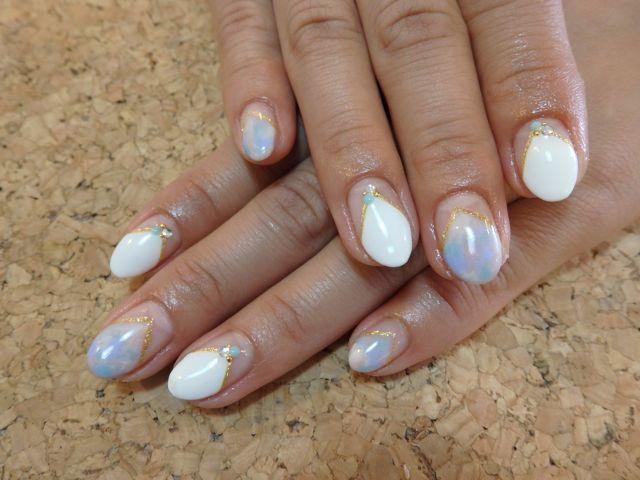 Marble Nail_a0239065_17201646.jpg