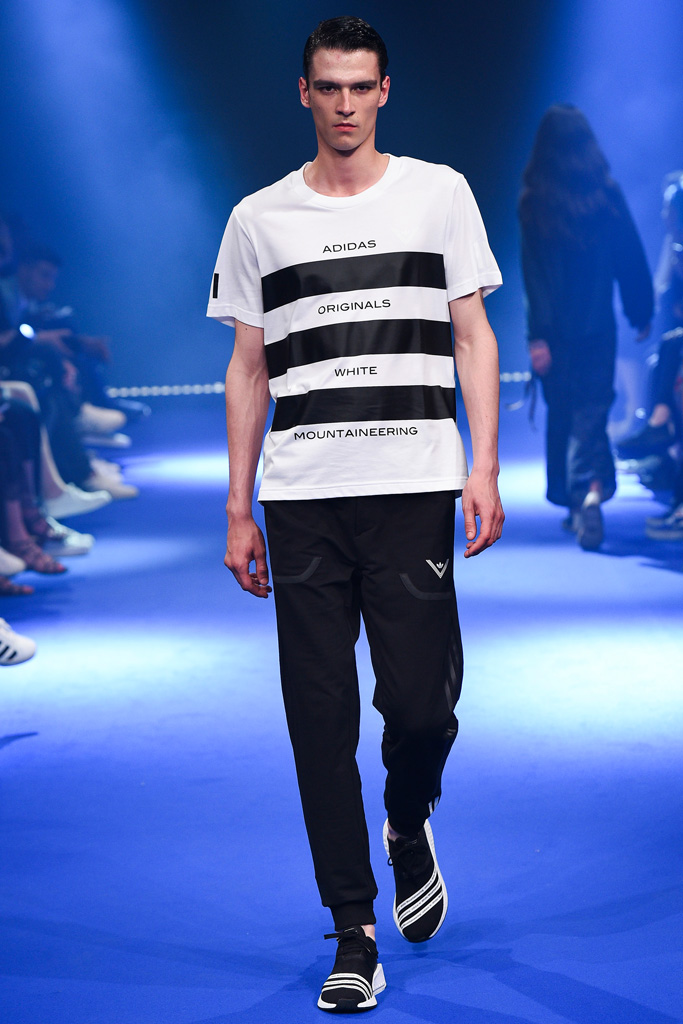 White Mountaineering & ADIDAS BY WHITE MOUNTAINEERING - S/S 2017 Runway Show._f0020773_19445289.jpg