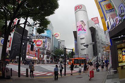 6月29日(水)今日の渋谷109前交差点_b0056983_13151296.jpg