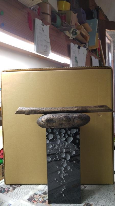 石彫刻家 国島征二先生_f0361132_14073210.jpg
