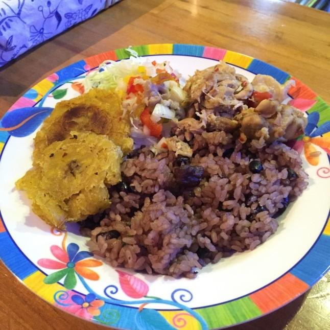 日暮里のキューバ料理_a0103940_01515539.jpg