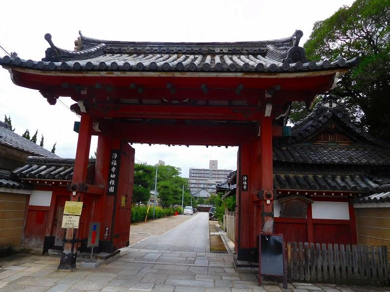 複合型本堂建築の代表例「浄福寺」20160615_e0237645_124036100.jpg