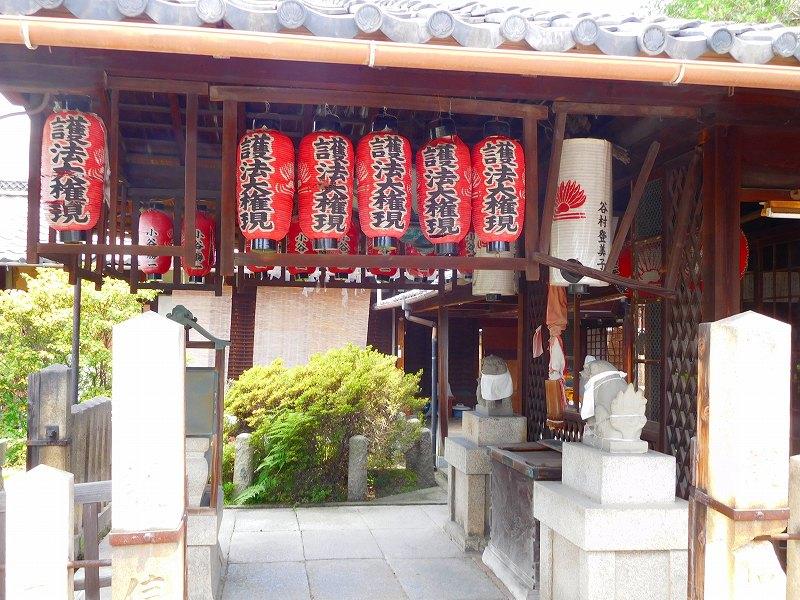 複合型本堂建築の代表例「浄福寺」20160615_e0237645_12405842.jpg