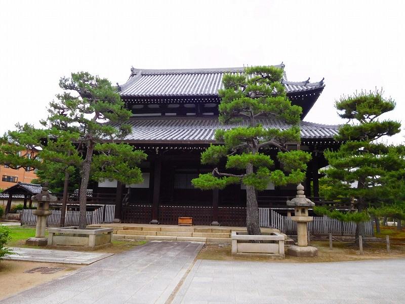 複合型本堂建築の代表例「浄福寺」20160615_e0237645_12412250.jpg