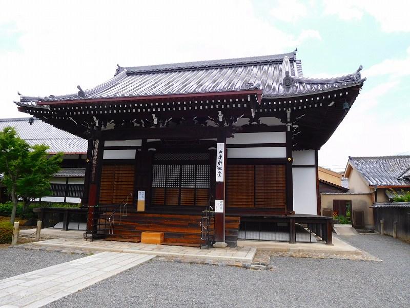 複合型本堂建築の代表例「浄福寺」20160615_e0237645_1242986.jpg