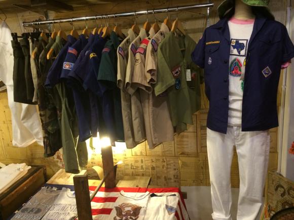 やっぱり☆ボーイスカウトシャツ☆_a0108963_00060305.jpg