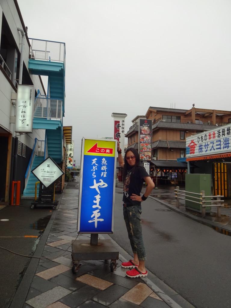 今年二回目沼津!初の雨!夜止むも翌曇り富士山見れず_d0061678_17194927.jpg