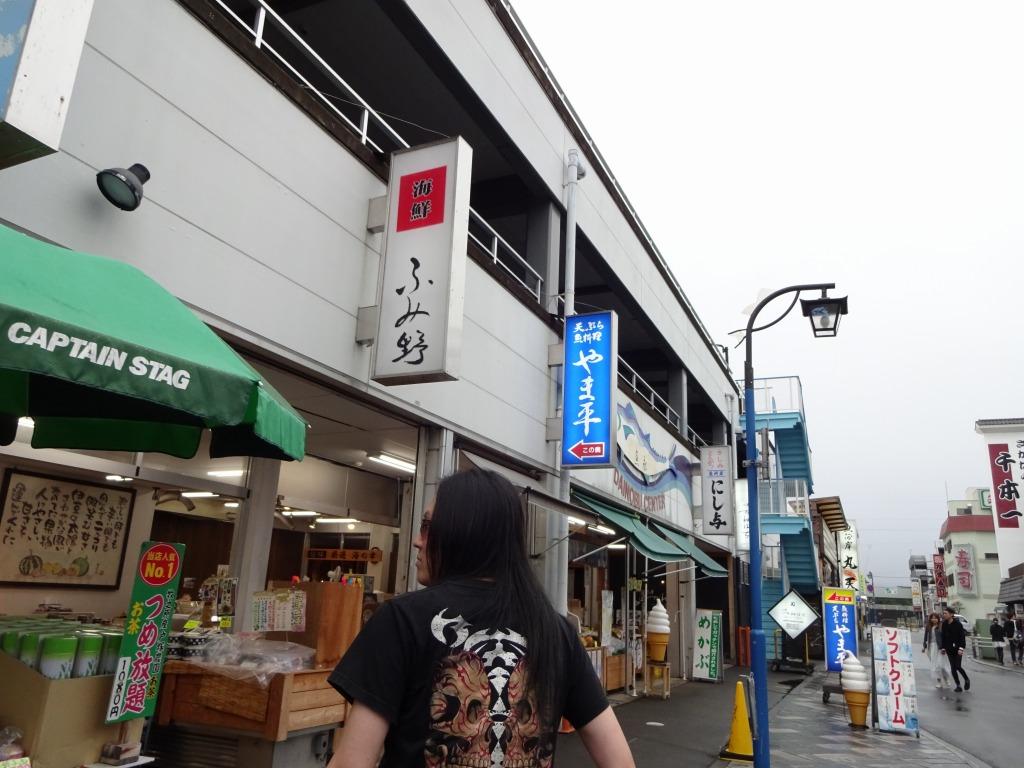 今年二回目沼津!初の雨!夜止むも翌曇り富士山見れず_d0061678_1719848.jpg