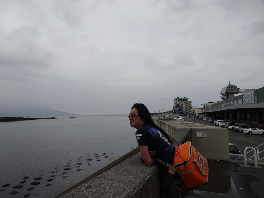 今年二回目沼津!初の雨!夜止むも翌曇り富士山見れず_d0061678_17363849.jpg