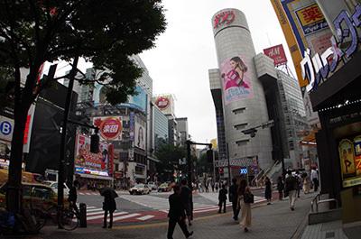 6月30日(木)今日の渋谷109前交差点_b0056983_14571617.jpg