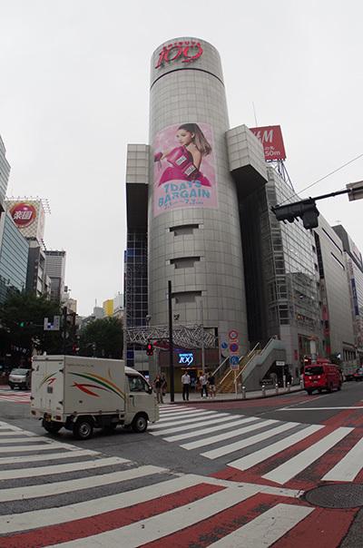 6月30日(木)今日の渋谷109前交差点_b0056983_14573027.jpg