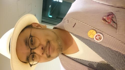 「粋な男中西圭三さん」_a0075684_0505070.jpg