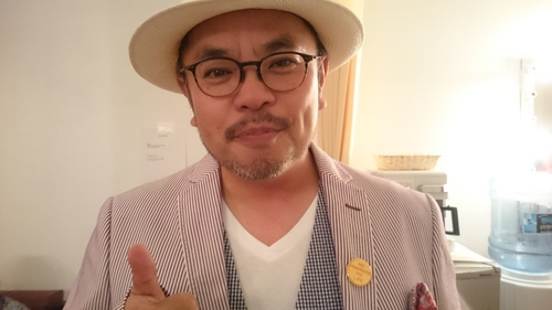 「粋な男中西圭三さん」_a0075684_0505122.jpg