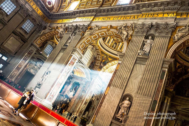 サン・ピエトロ大聖堂_e0140159_22254836.jpg